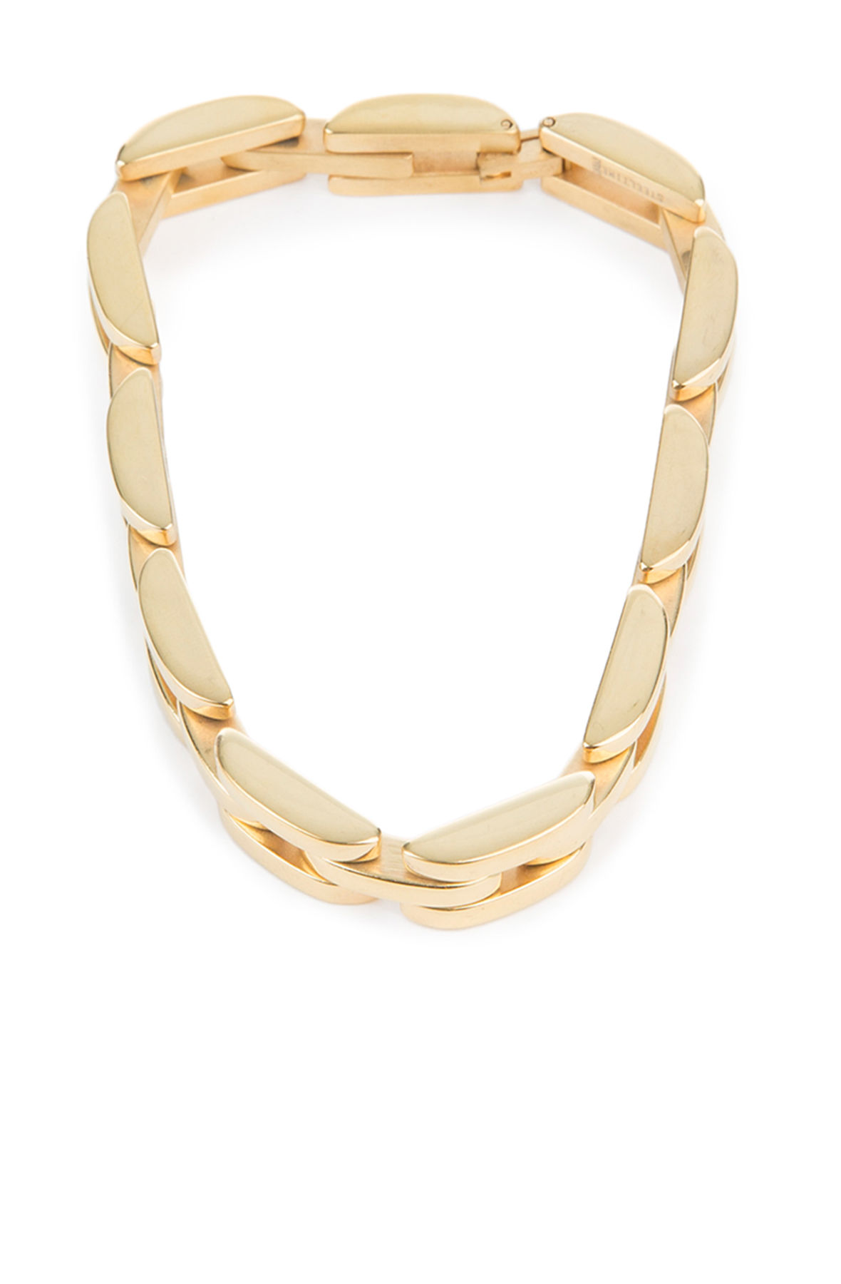 the portmouth bracelet in gold