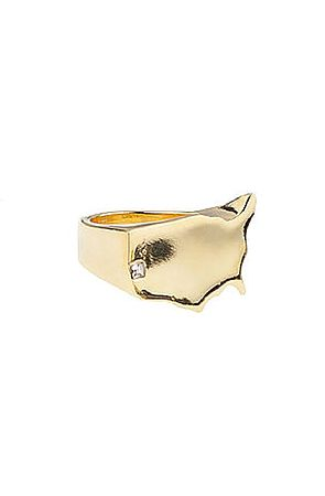 Image of The USA Ring - Gold