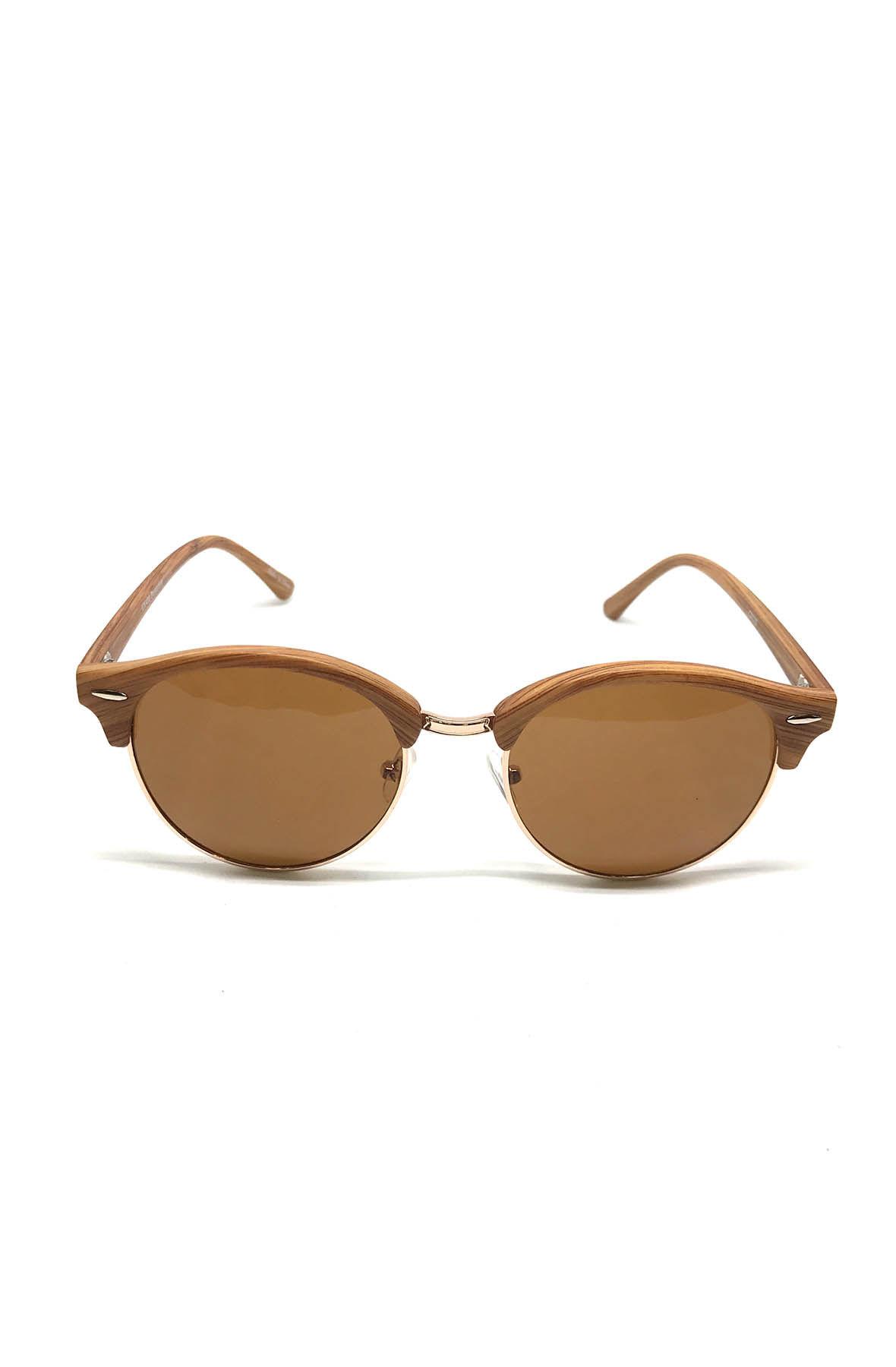 Stan Sunglasses in Tan