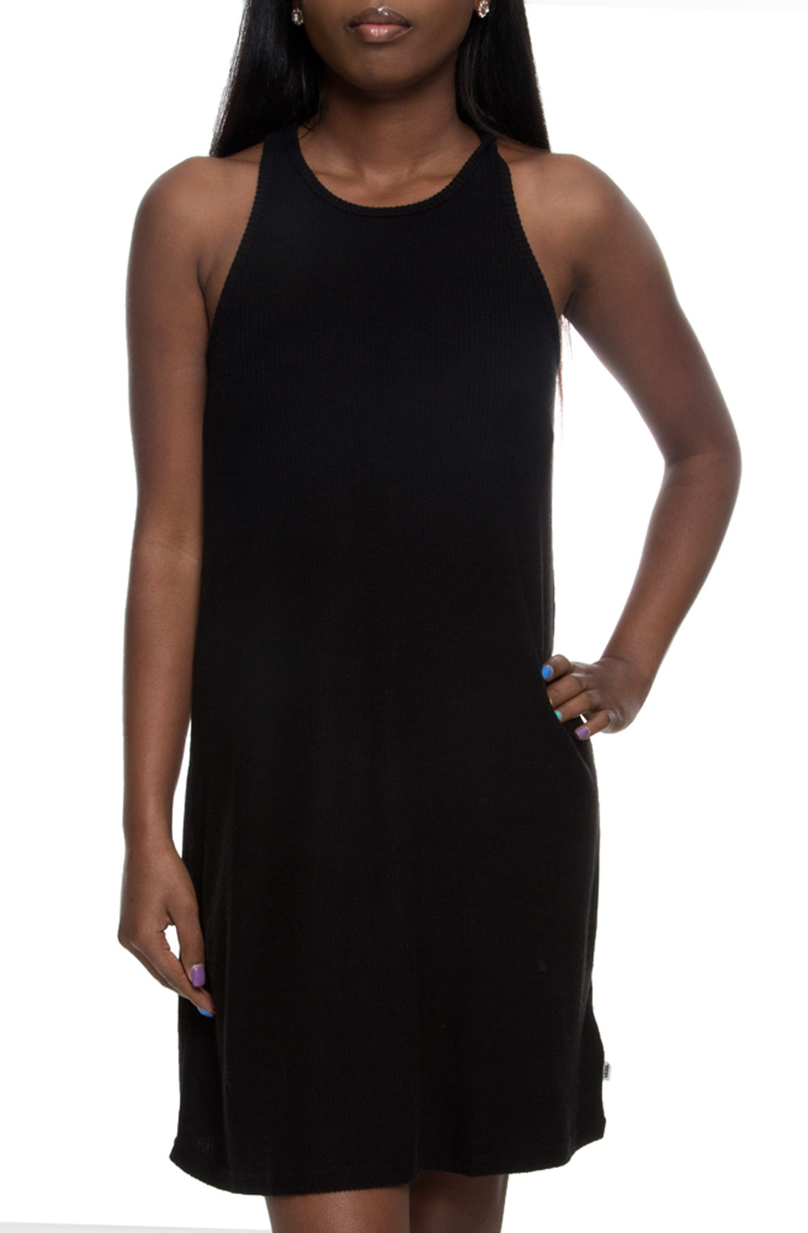 The Alley ll Dress in Black