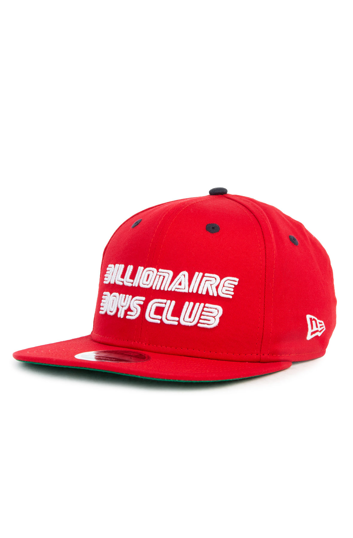 Image of Boys Club Snapback Hat In Red