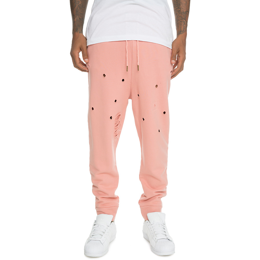 Image of Men's Distressed Joggers