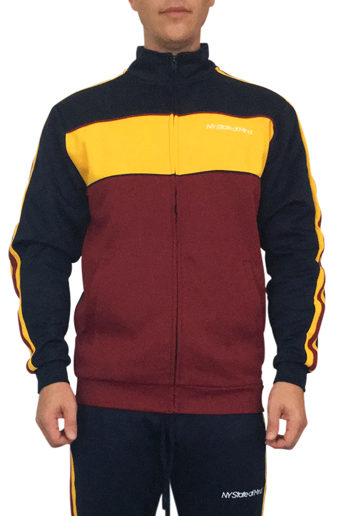 Image of Carnegie Track Jacket