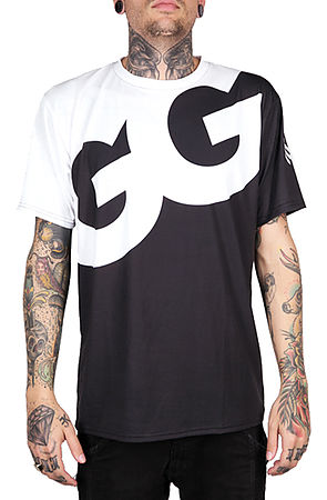 Image of GG Black Dry Tee