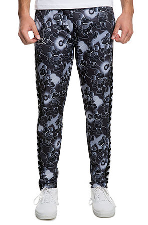 Image of The 222 Banda Astoria Disney Pants in Black