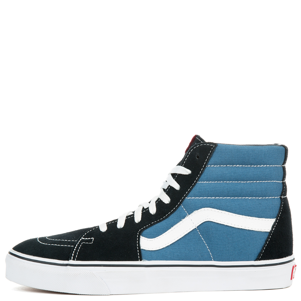 the unisex sk8-hi in navy