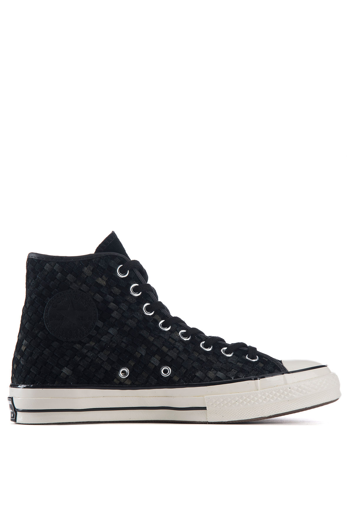 Image of The Chuck Taylor All Star 70' Sneaker in Black & Egret