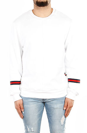 Image of Designer Sweatshirts White