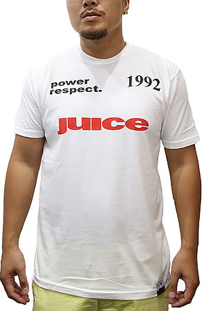 Image of Juice Tee in White
