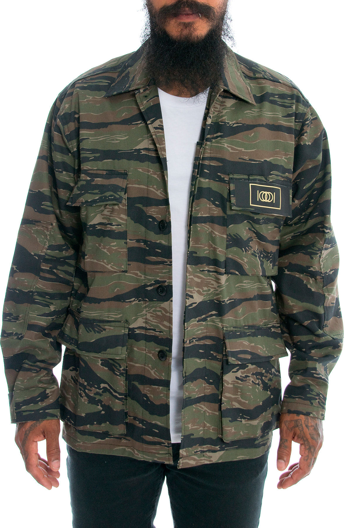 The Whatever BDU Jacket