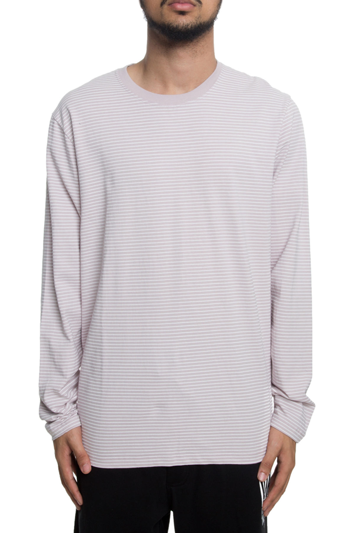 Image of The Engineered Vans Striped Long Sleeve in Violet Ice