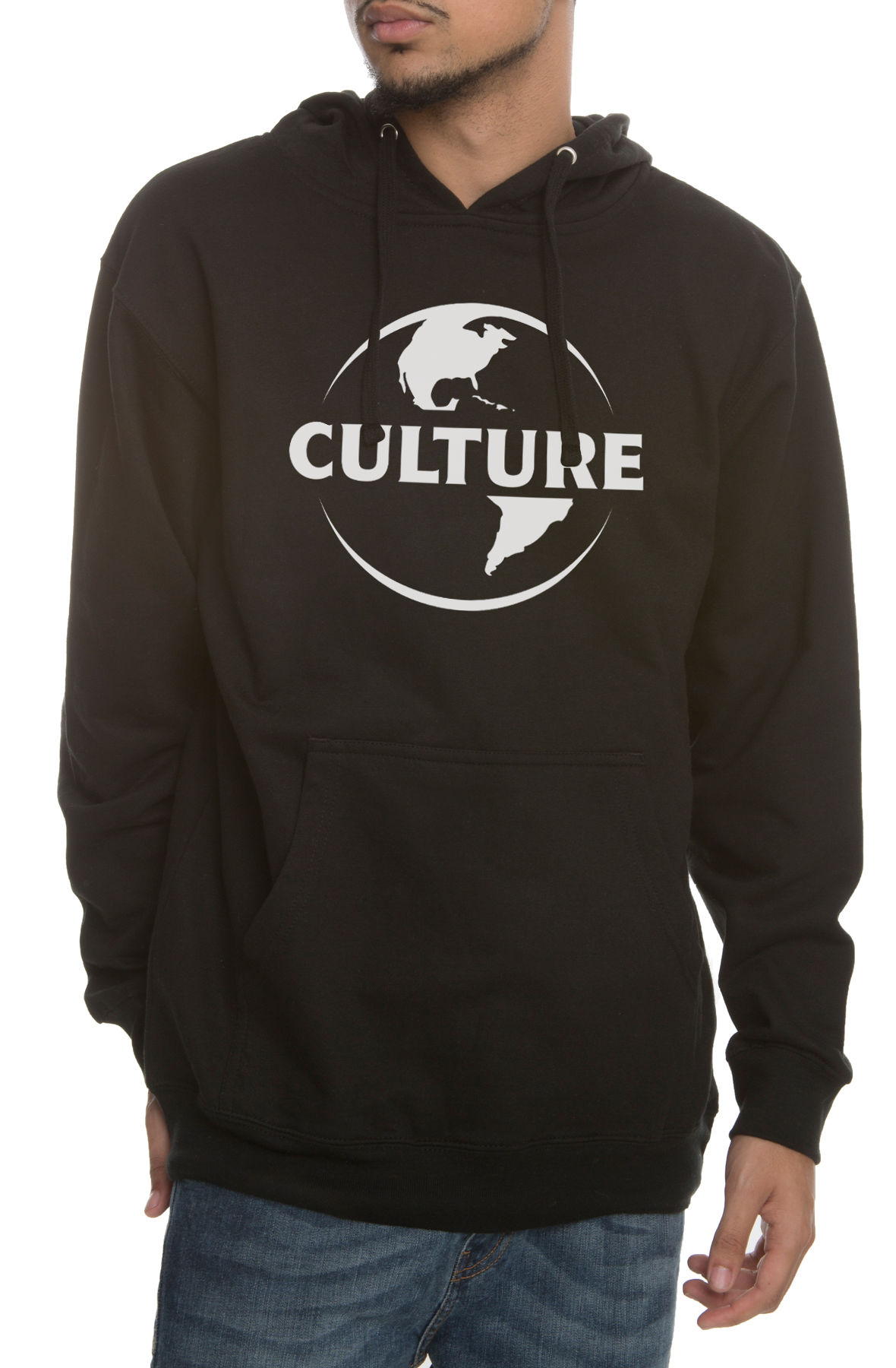 Image of The Culture Hoodie in Black