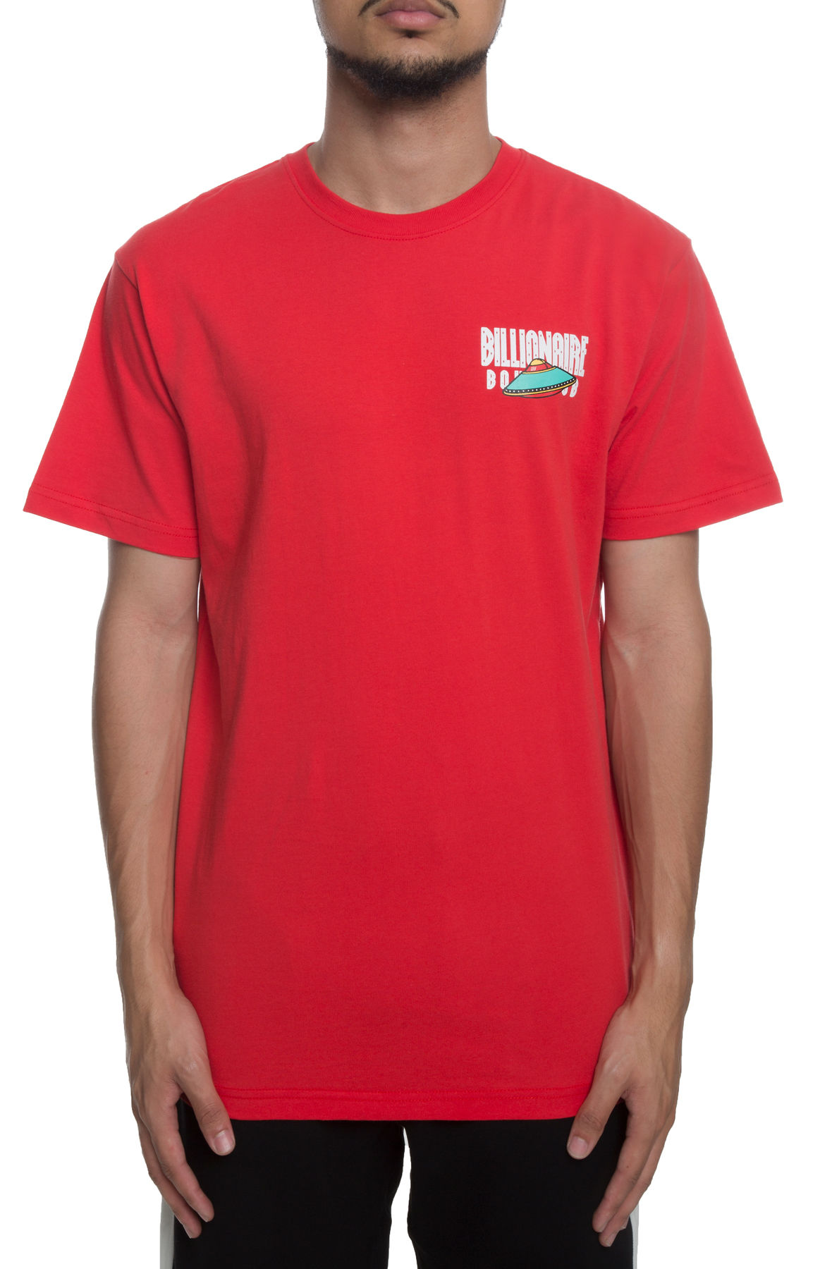 Image of The Billionaire Boys Club The Encounter Tee in Flame Scarlett