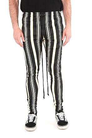 piece fifteen - skinny track pant