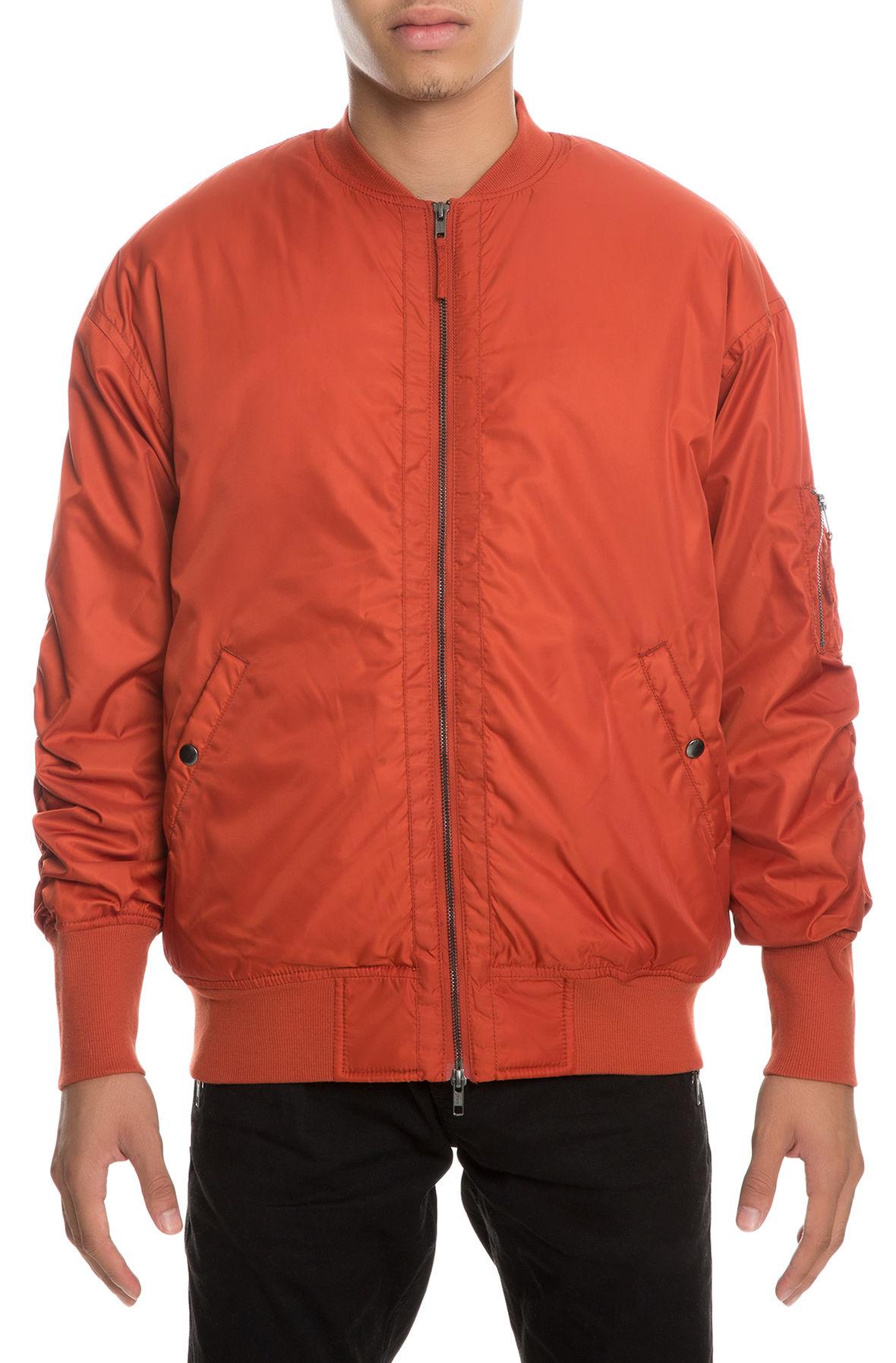 Image of The Drexel Jacket in Orange