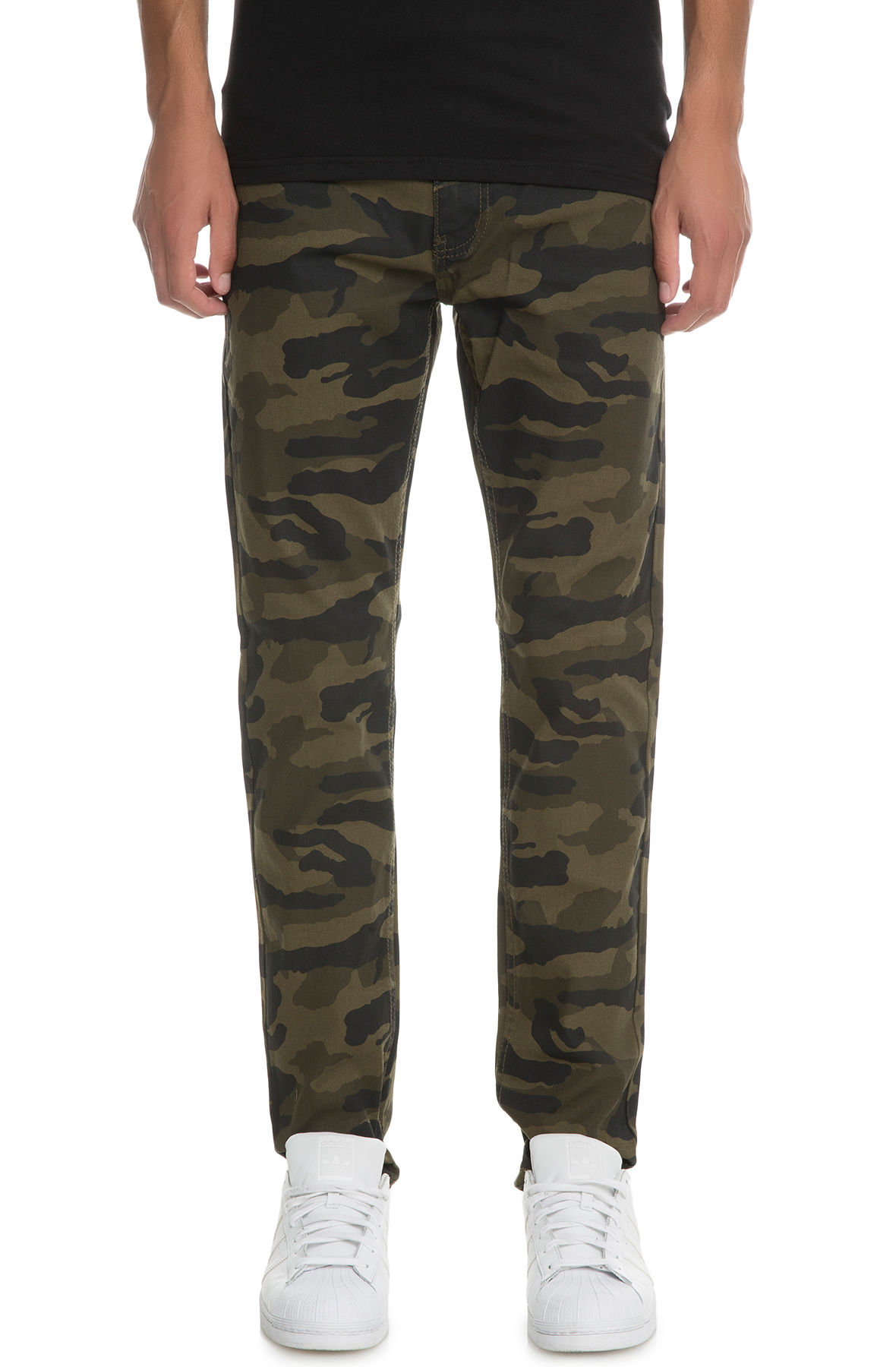 Image of The Skinny Jeans in Camo