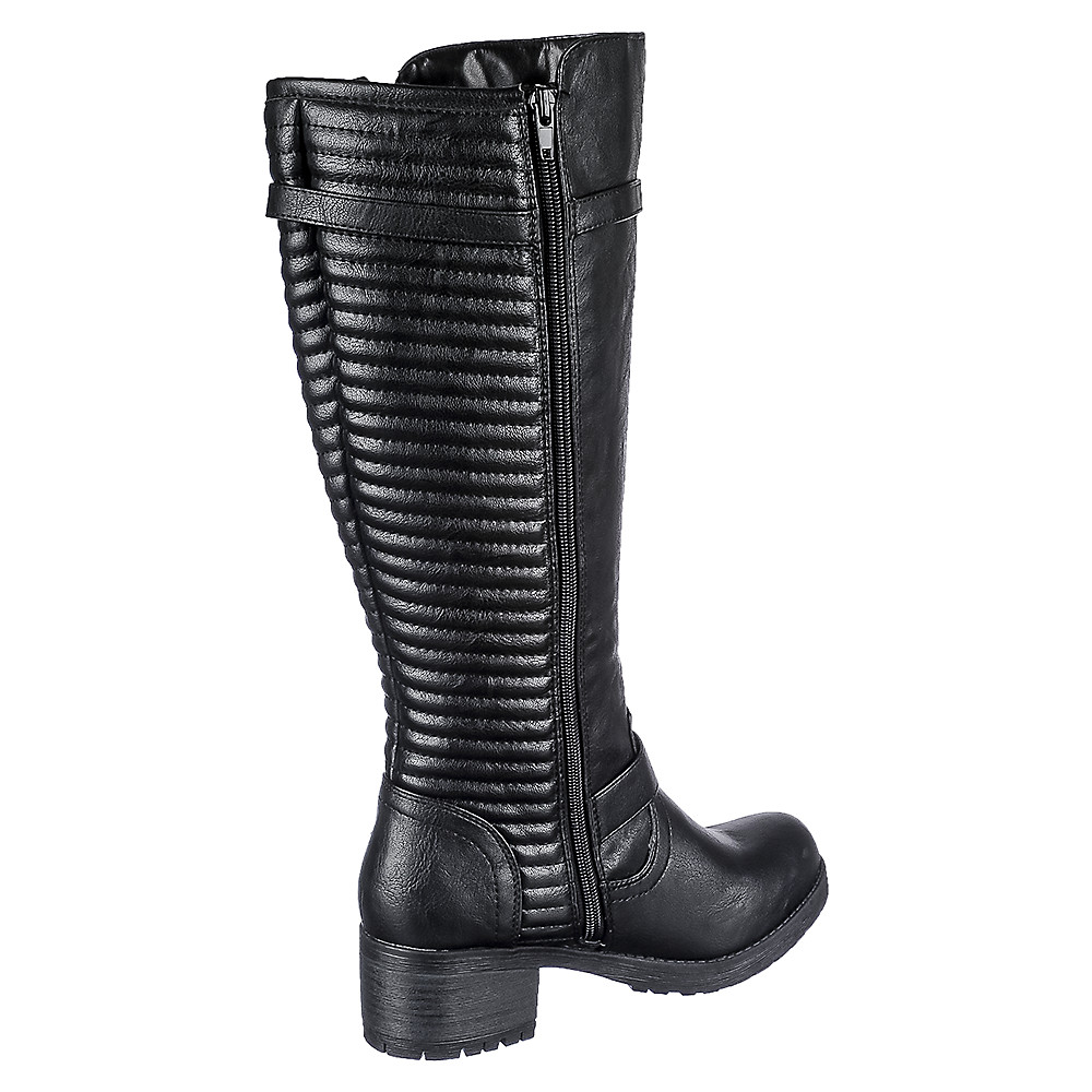 Image of Women's Low-Heel Riding Boot Punky-S