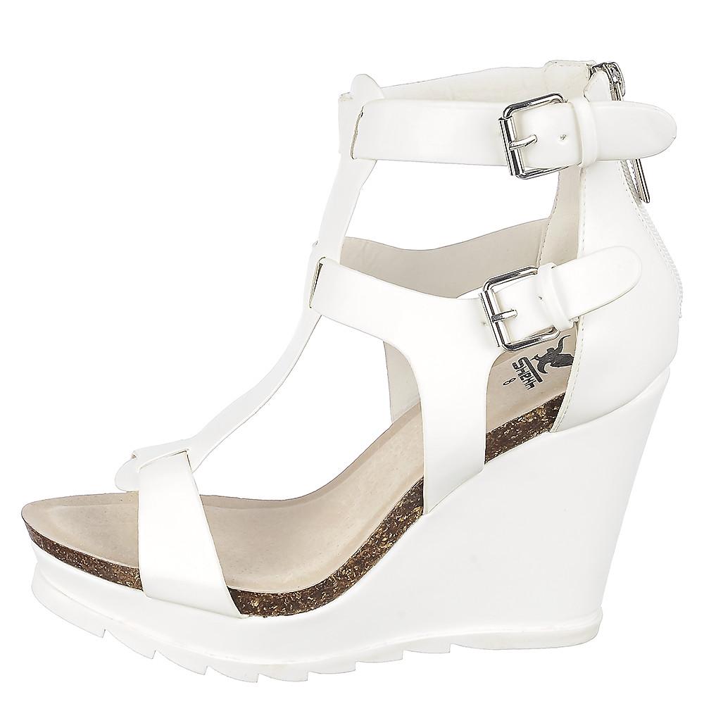 Women's Wedge-15 High Heel Wedge Shoe
