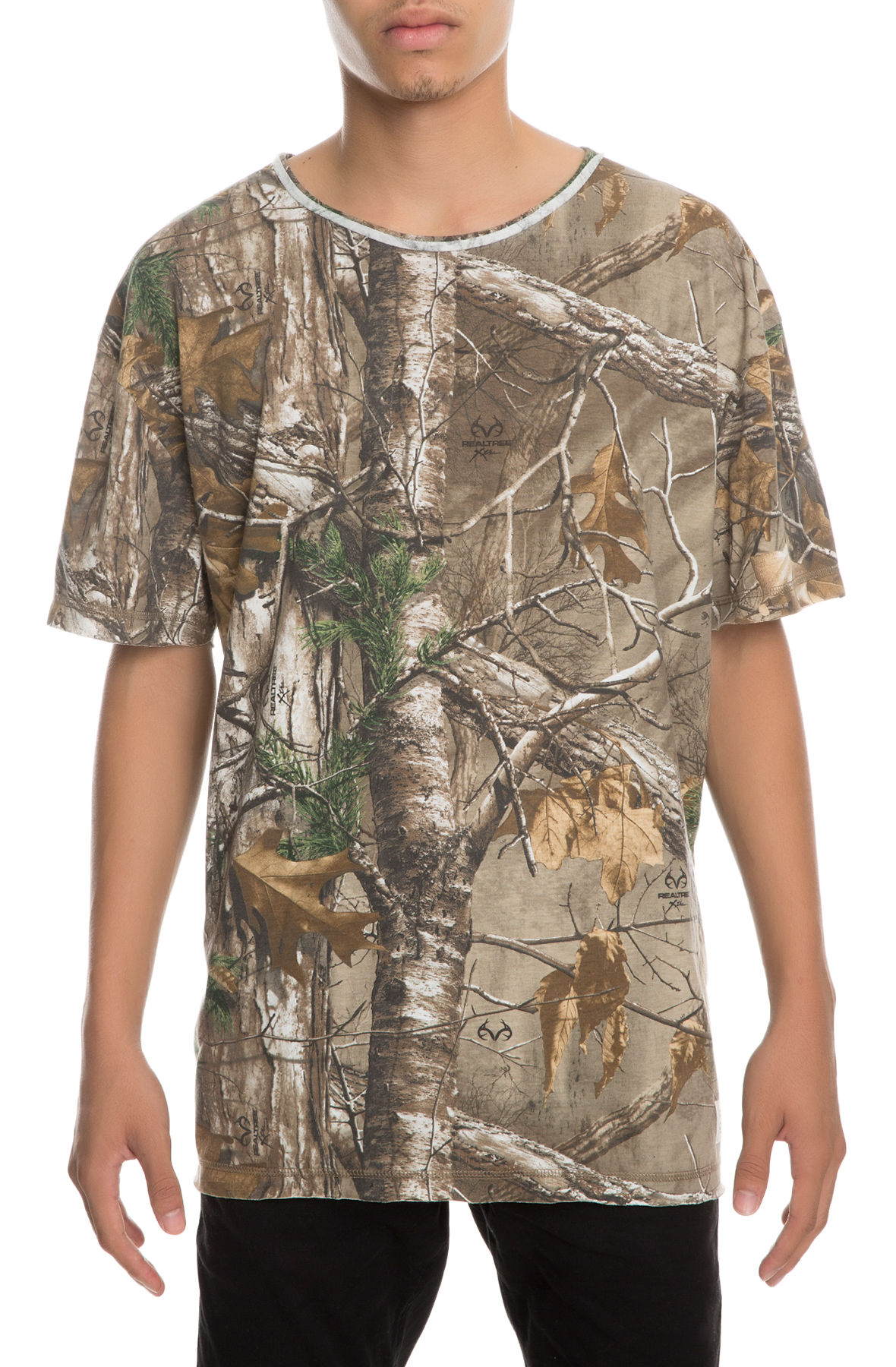 Image of The Sparrow Short Sleeve Tee in Camo