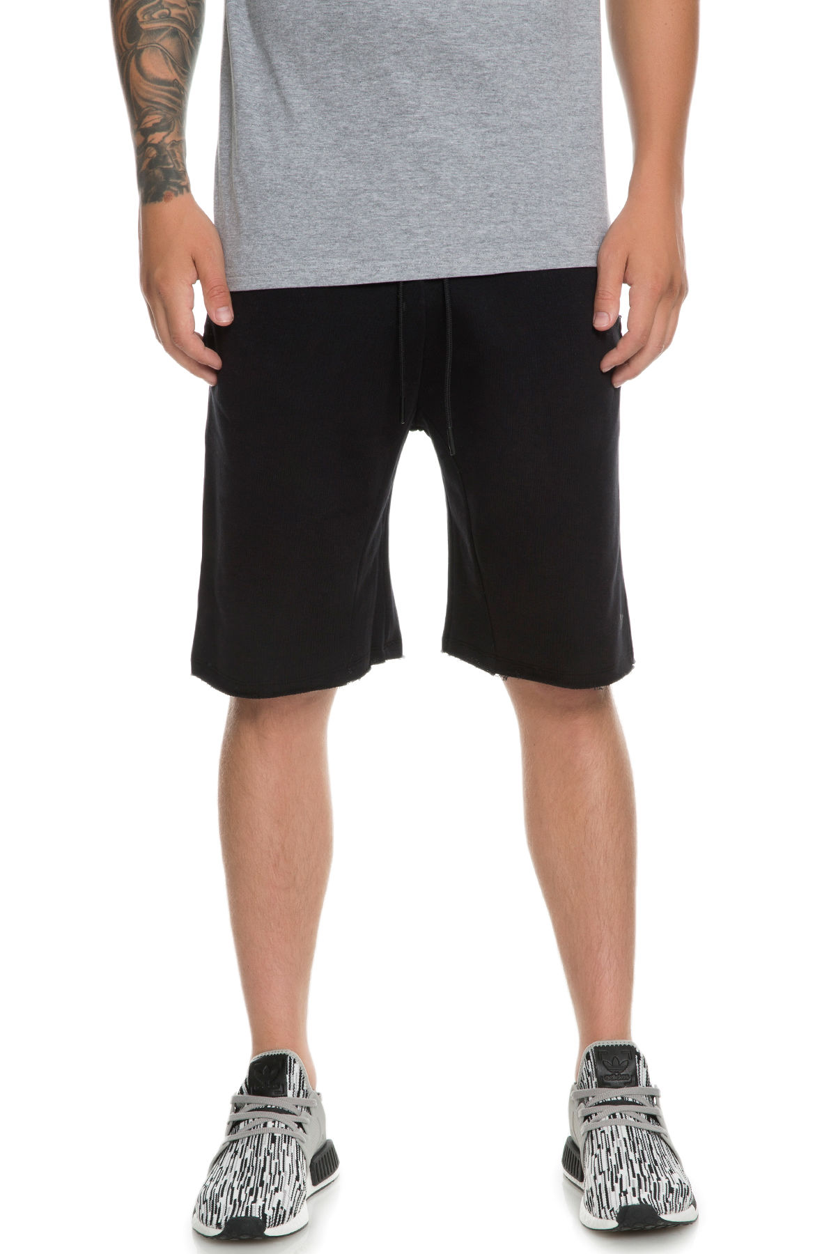 Image of The Jet Set Shorts in Black