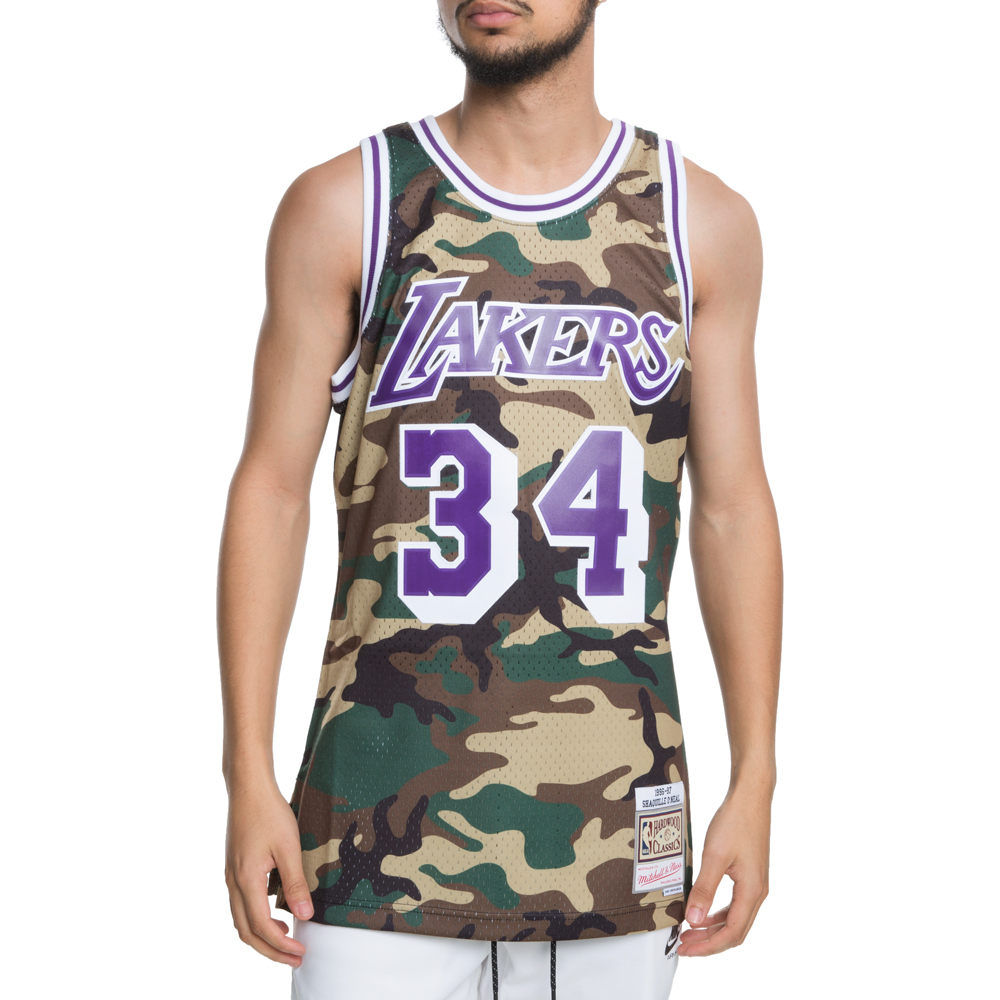 Image of LOS ANGELES LAKERS JERSEY