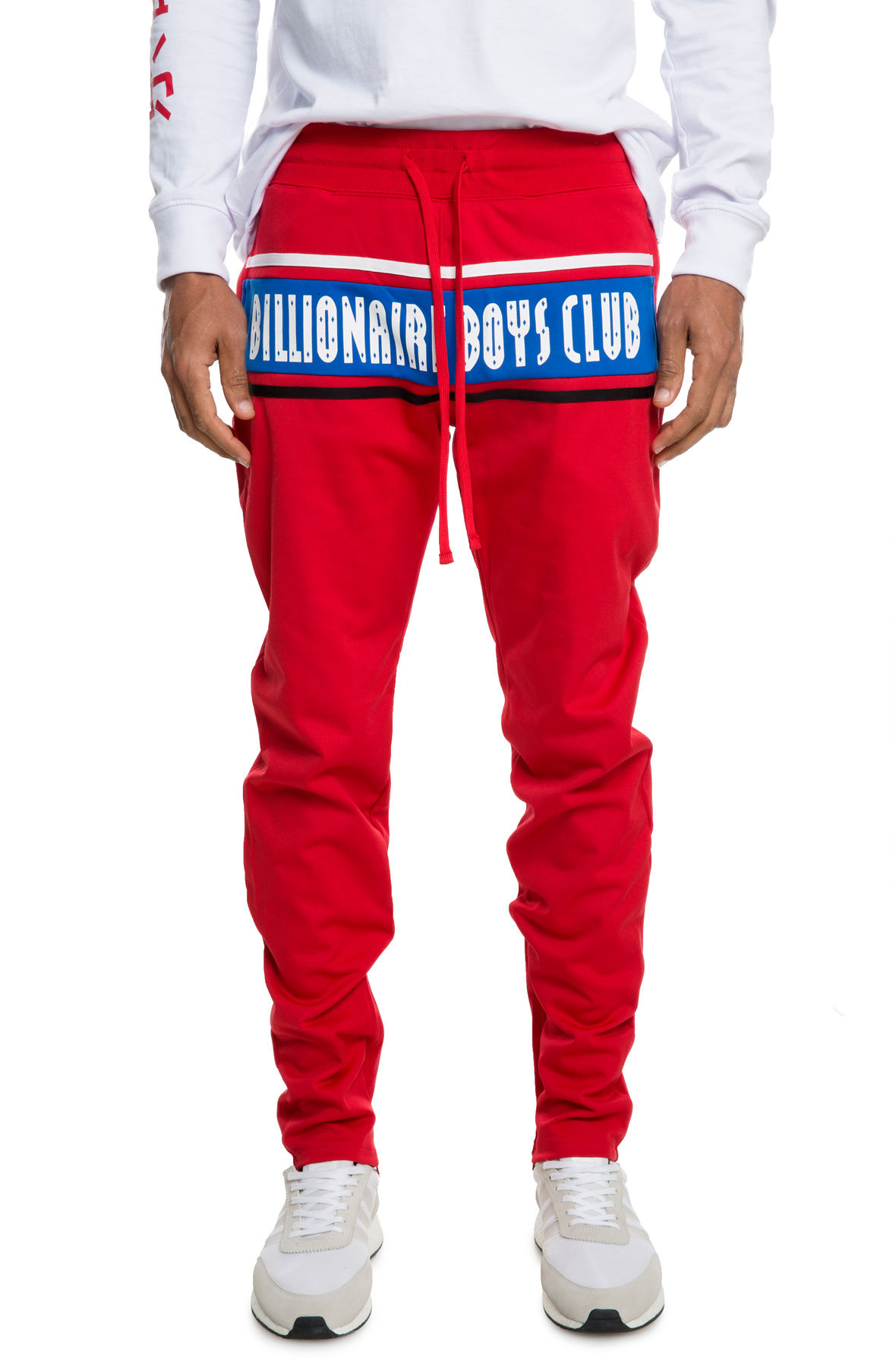 Image of The bb jumper track pant in Tango Red