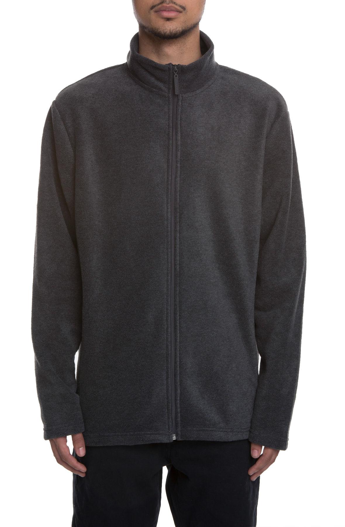 Image of Something Fleece in Grey
