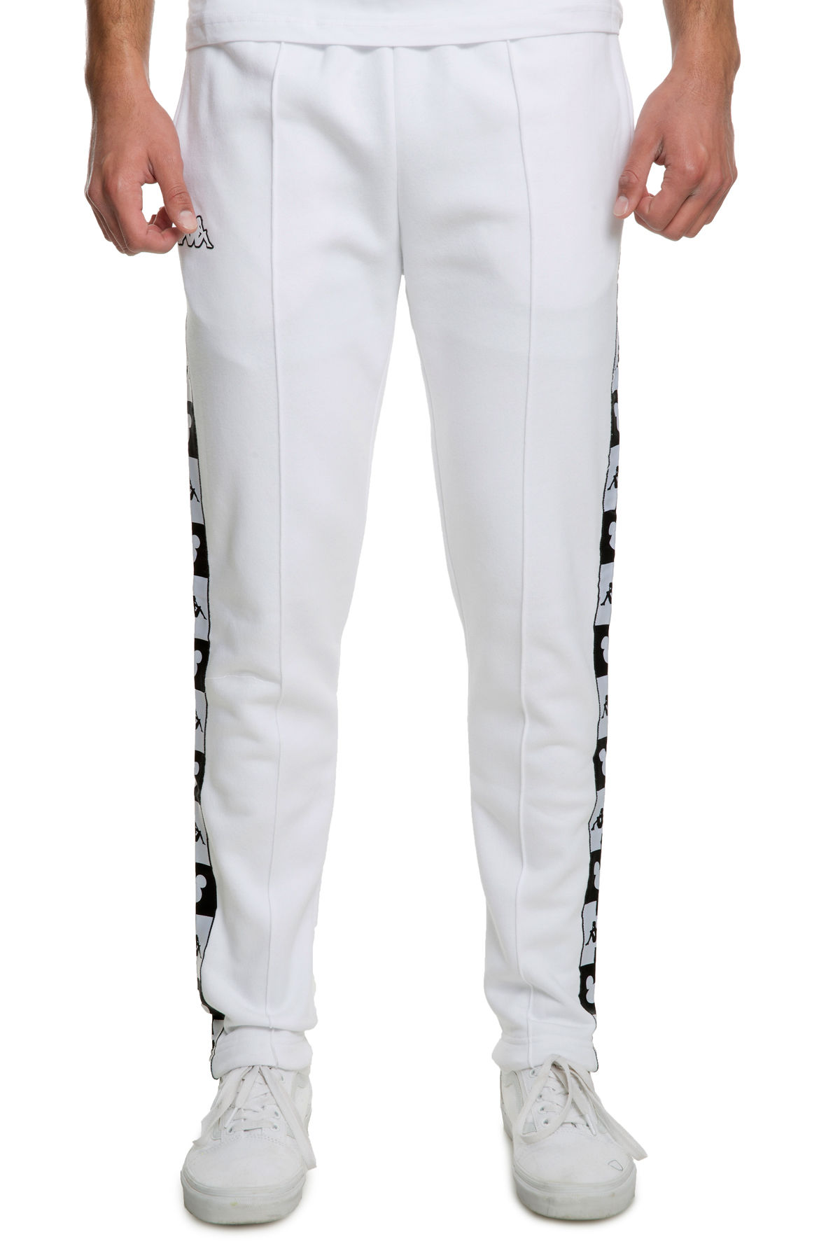 Image of The Authentic Alphonso Disney Pants in White