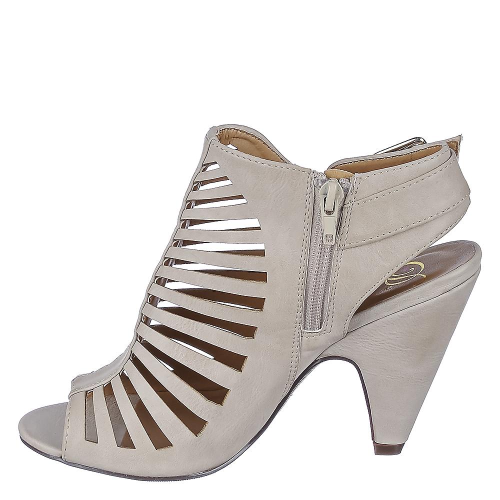 women's shaky-s low heel