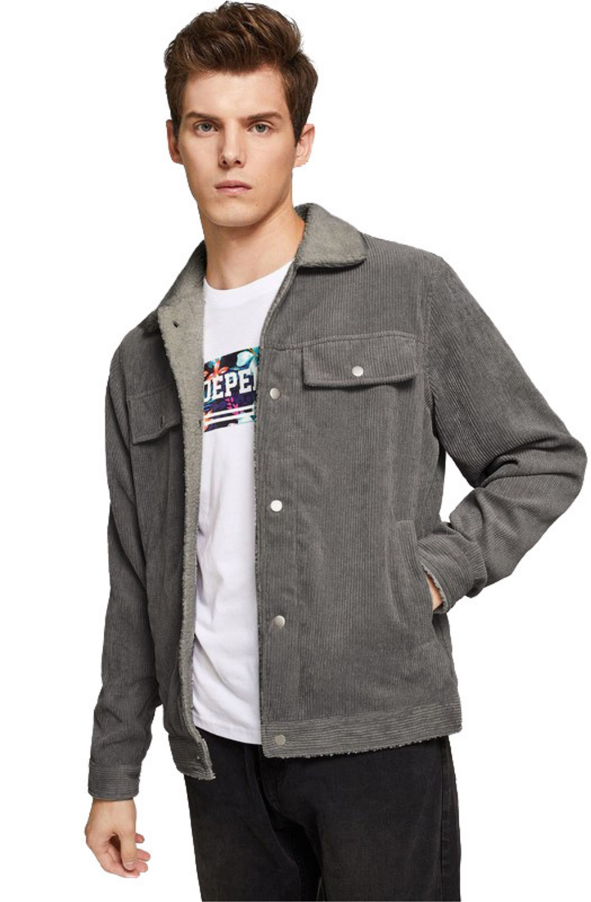 Image of Luke Corduroy Jacket