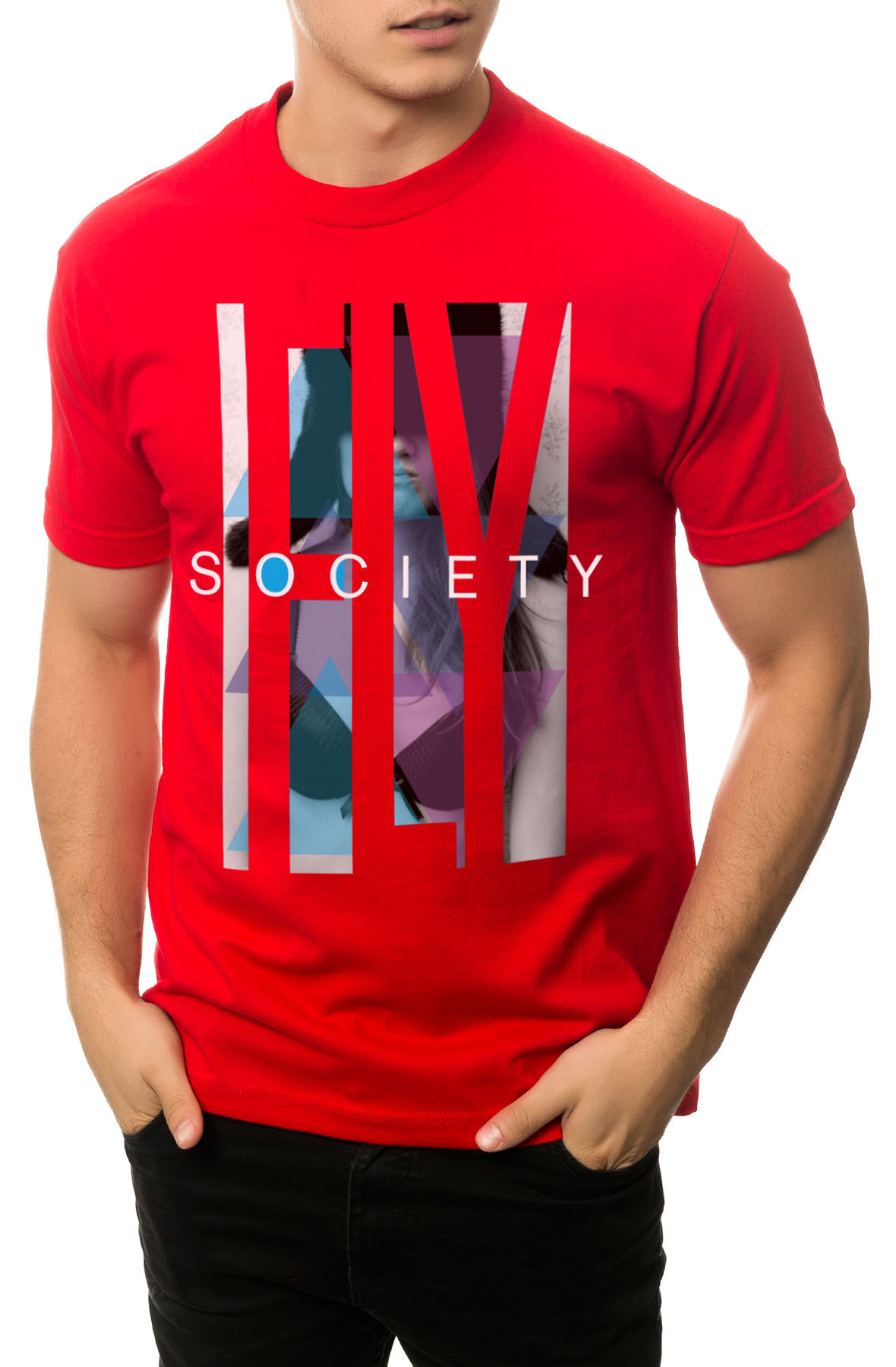 Image of The Thuggin' T-shirt in Red