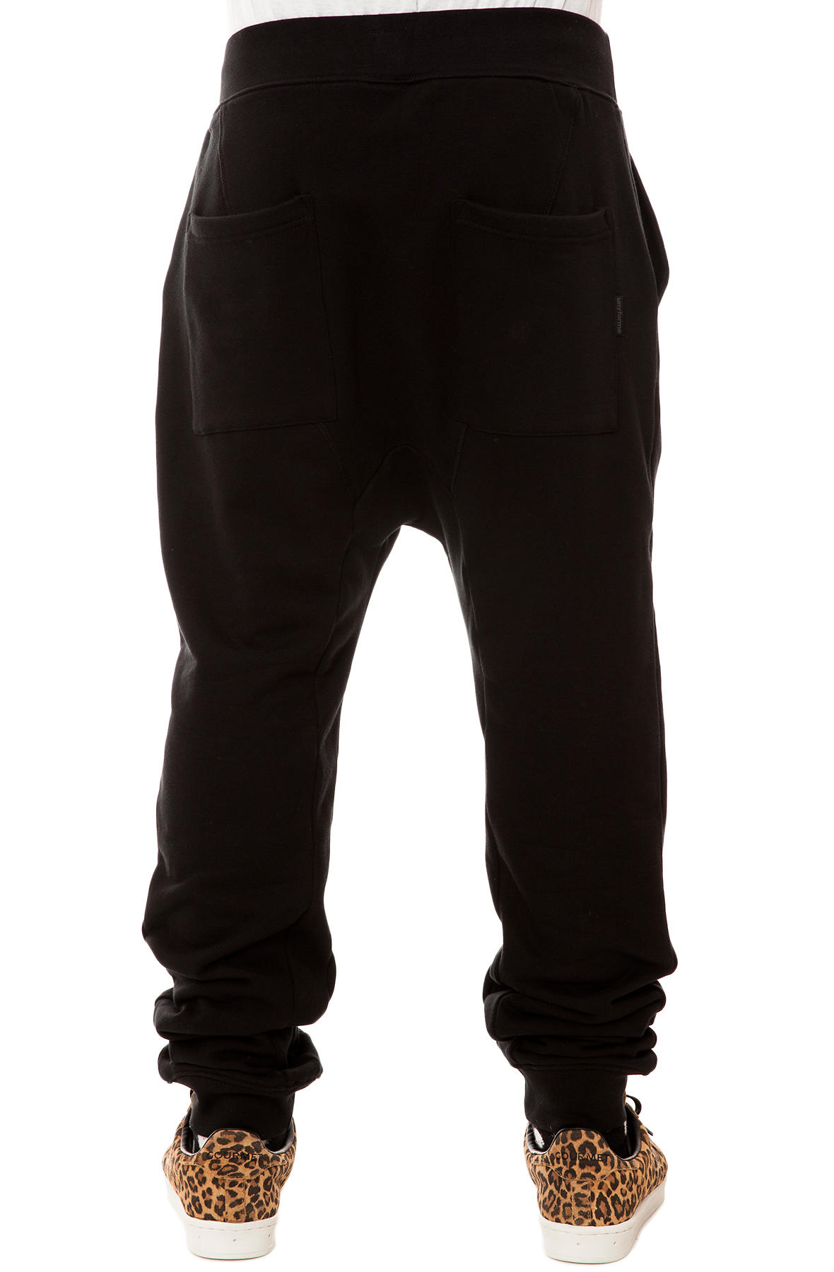 the hammer pants in black
