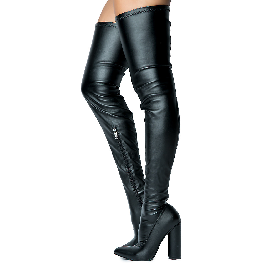Image of Women's Paw-2 Thigh-High Boot
