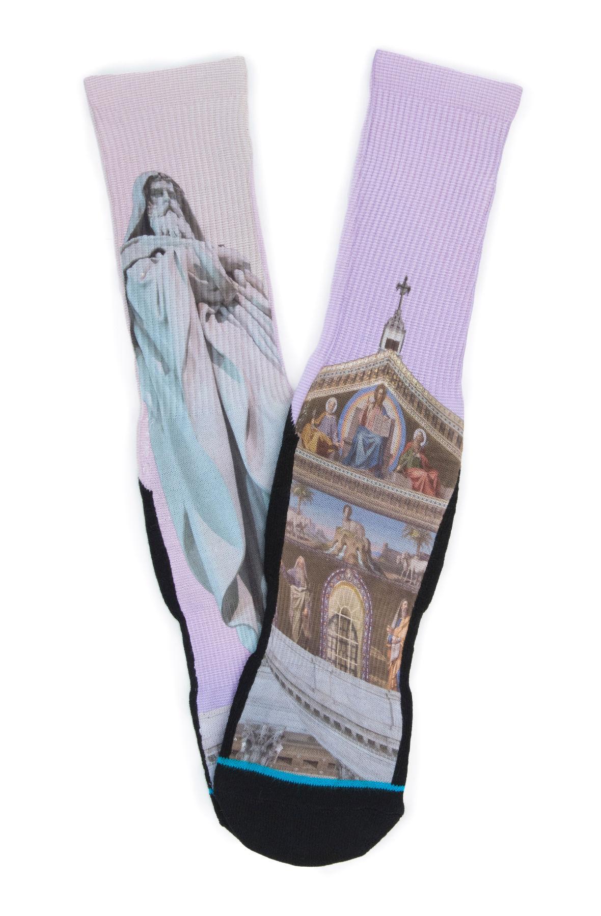 The St. Paul Socks in Multiple Colors