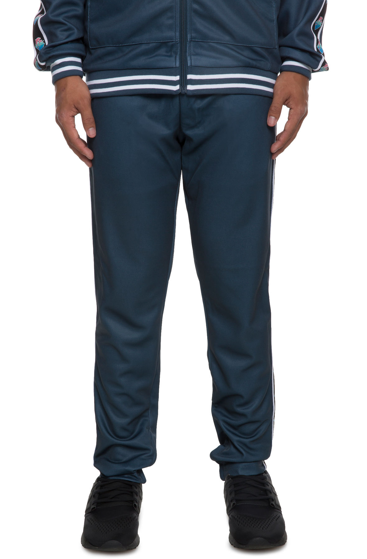 The Wave Sport Track Pants in Marine