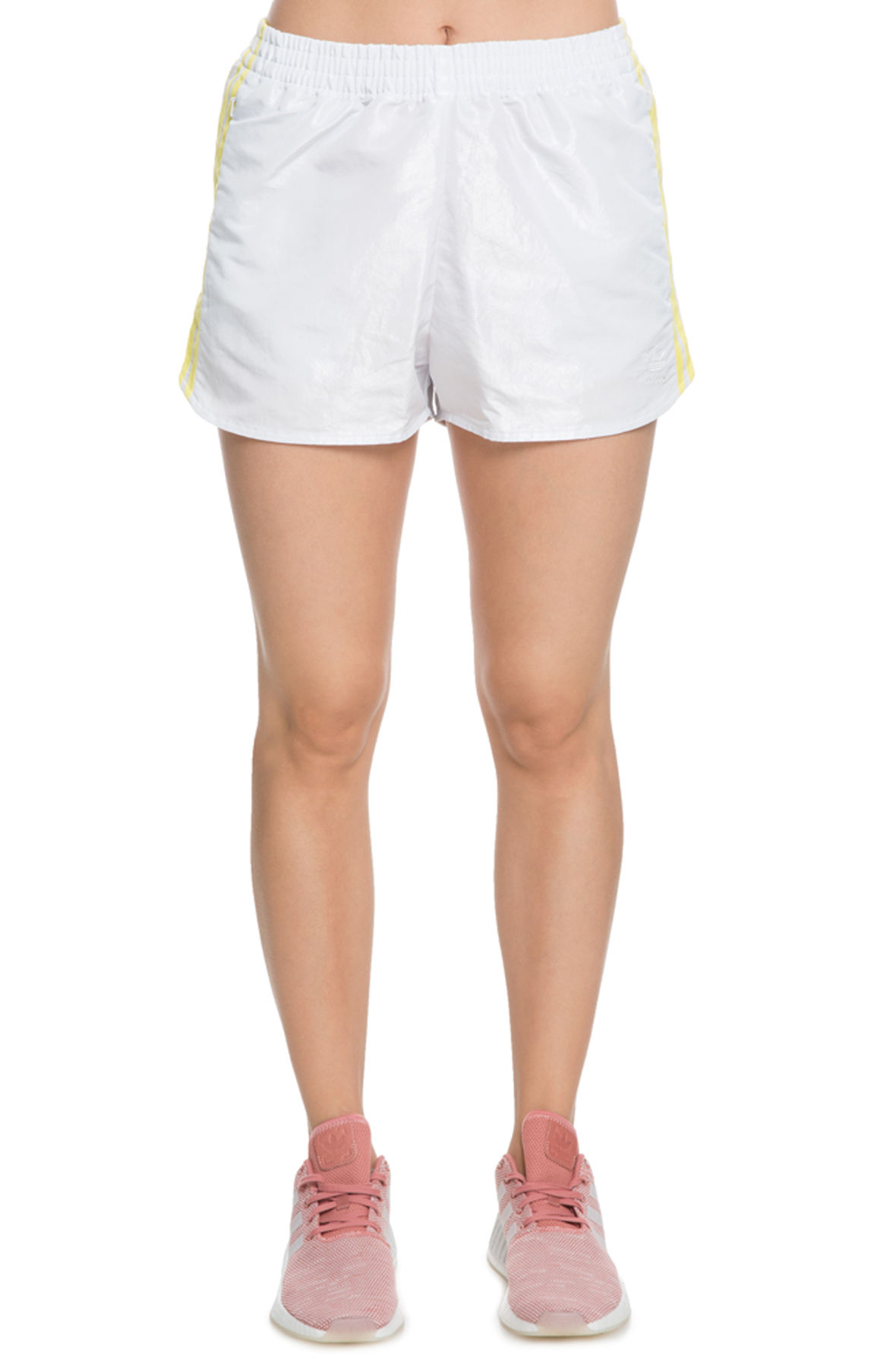 The Fsh L Short in Vintage White
