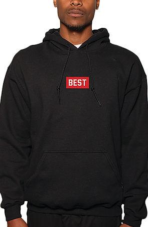 Red Best Hoodie