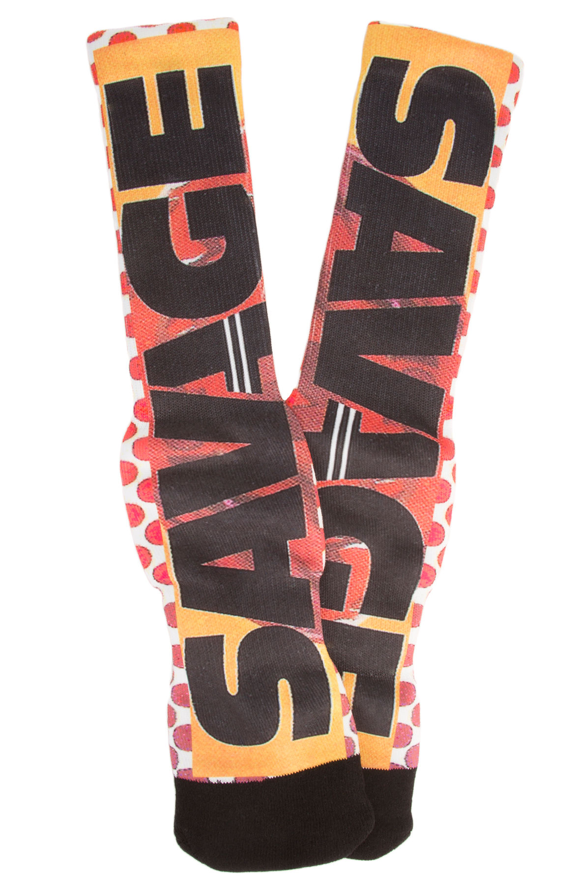 The 90s Savage Socks in Multiple Colors