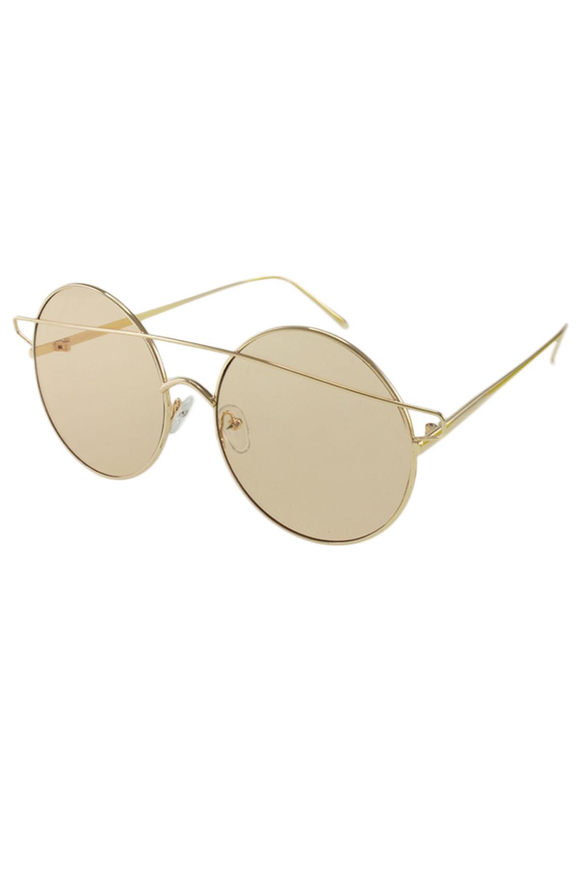 The Meridian Sunglasses in Tan