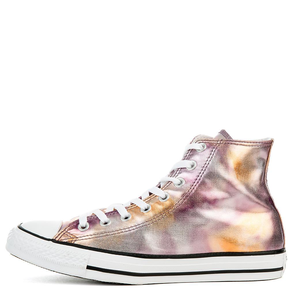 Women's Ctas Metallic Canvas Sneaker
