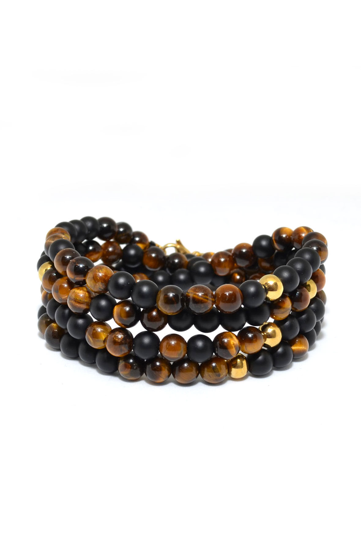 Image of Tiger Eye Gemstone Necklace