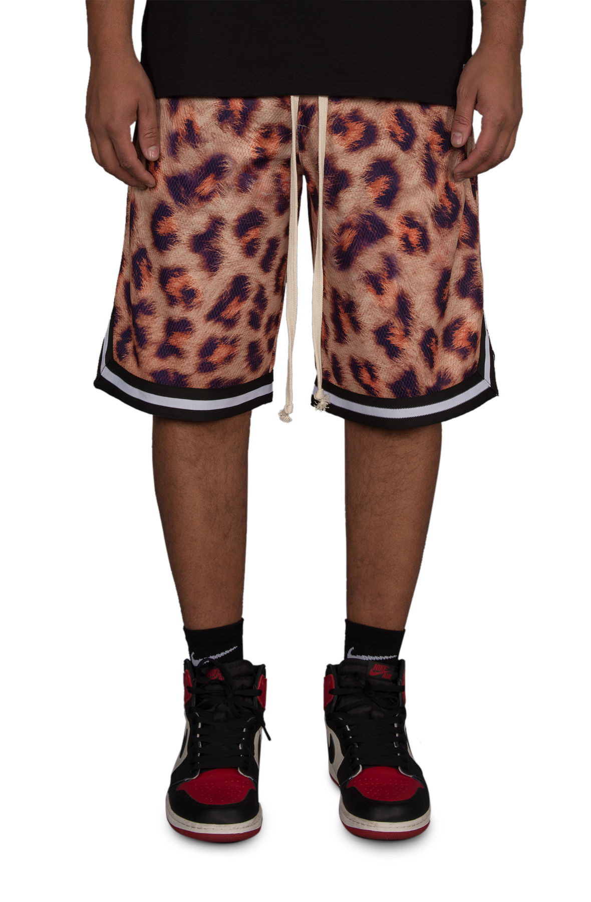 Image of STONEVALE - Post Game Shorts (Cheetah)