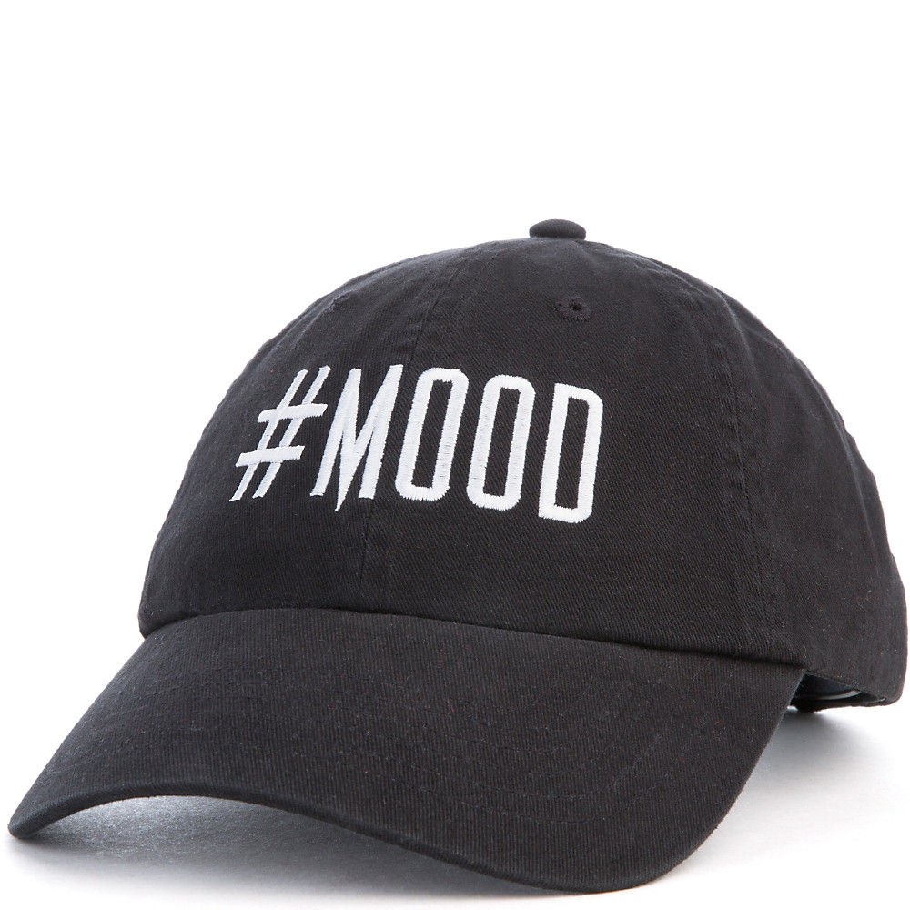 Image of #Mood Strapback Hat