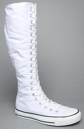 84e0f226c04 The Chuck Taylor All Star XX-HI Zipper Sneaker in White