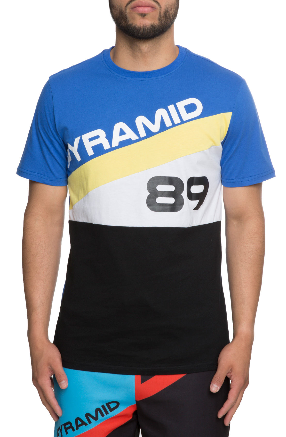 Image of The Pyramid 89 Shirt in White