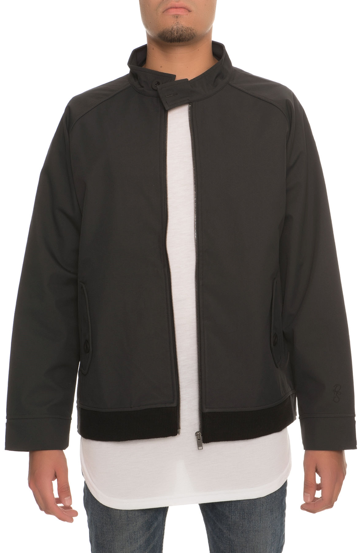 Image of The Place Jacket in Black