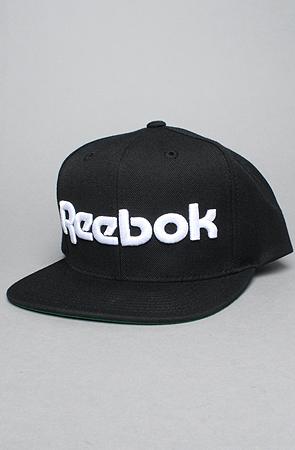 52dd4d59ad75d The Reebok Classics Snapback in Black