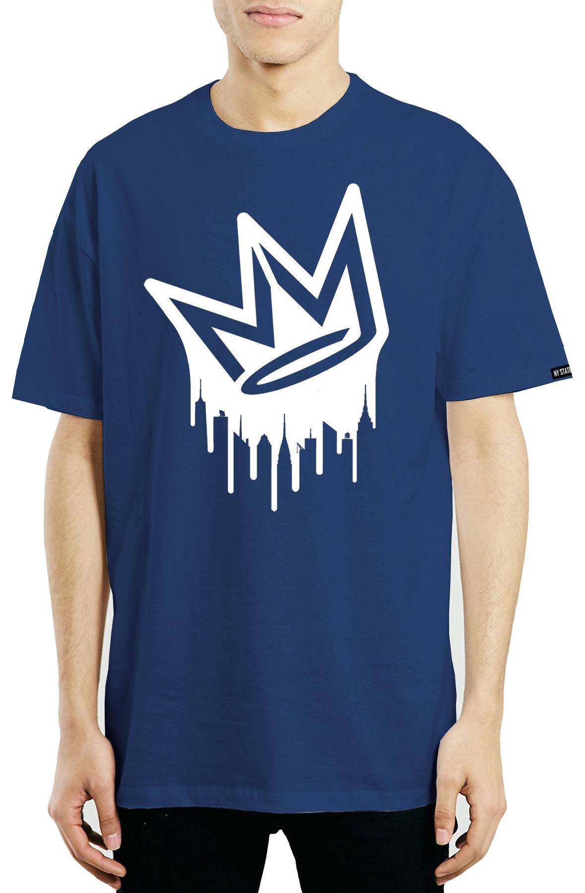 Image of Dripping Logo T-Shirt