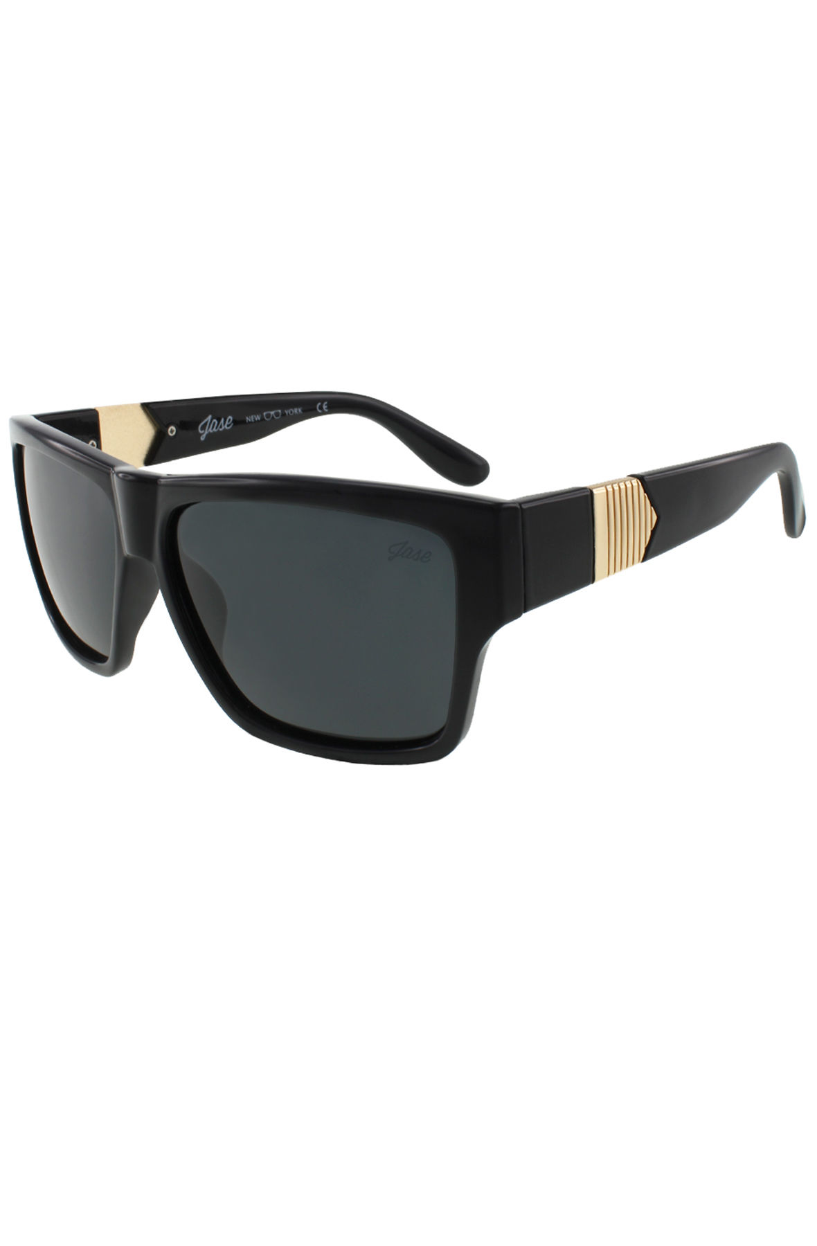 the carter sunglasses in black