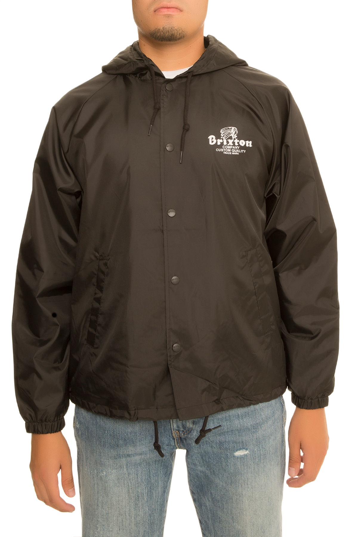 Image of The Tanka Jacket in Black